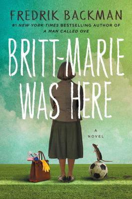 Cover Image for Britt-Marie Was Here by Fredrik Backman