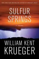 Sulfur Springs by William Kent Krueger (book cover)