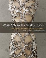 Fashion and technology : a guide to materials and applications