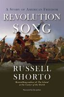Revolution Song: [a Story of American Freedom]