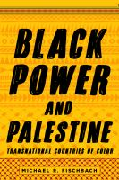 Black power and Palestine : transnational countries of color /