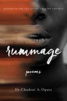Rummage: Poems