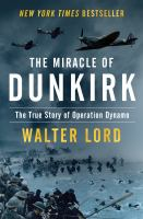 The Miracle of Dunkirk (book cover)