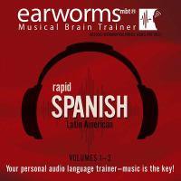 Rapid Spanish, Latin American. Volumes 1-3.