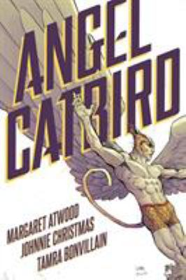 Angel Catbird book jacket