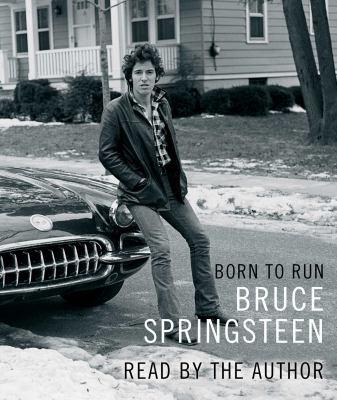 Born to Run book jacket