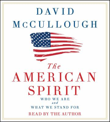 Cover Image for The American Spirit