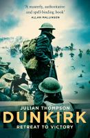book cover image Dunkirk