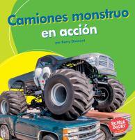 Camiones monstruo en acción