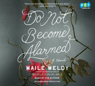 Cover Image for Do Not Become Alarmed