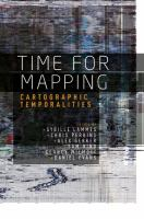 Time for mapping : cartographic temporalities /