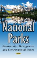 biodiversity, management, and environmental issues