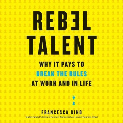 Cover Image for Rebel Talent