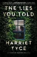 Title: The lies you told Author:Tyce, Harriet