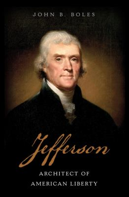 Cover Image for Jefferson: Architect of American Liberty by