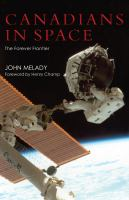 book cover of Canadian in Space