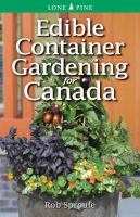 Edible Container Gardening for Canada