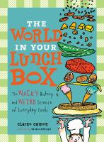 The world in your lunch box book cover