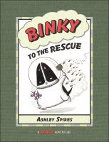 Cover of the book Binky to the rescue