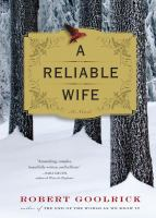 Reliable wife.