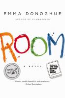 Book cover: Room