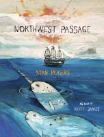 Northwest Passage book cover