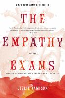 Cover of the book The empathy exams : essays