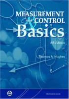 Measurement and control basics [electronic resource]