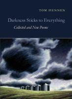 Darkness Sticks to Everything