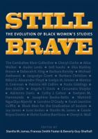 Still brave : the evolution of black women's studies