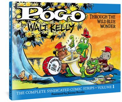 Cover art for Pogo Through the Wild Blue Wonder
