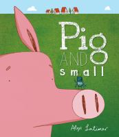 Cover of the book Pig and small