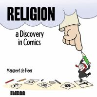 book cover image Religion a Discovery in Comics