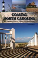 Coastal North Carolina : its enchanting islands, towns, and communities