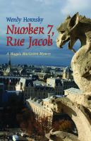 Number 7, Rue Jacob