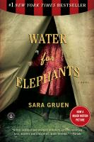Cover of the book Water for elephants a novel
