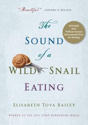 Cover art for The Sound of a Wild Snail Eating