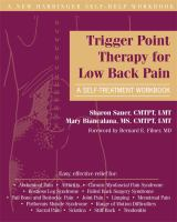 Trigger point therapy for low back pain : a self-treatment workbook