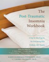 The Post-traumatic Insomnia Workbook