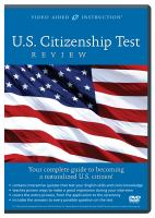 U.S. Citizenship Test Review