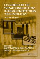 Handbook of Semiconductor Interconnection Technology [electronic resource]