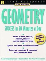 Geometry Success in 20 Minutes a Day [electronic resource]