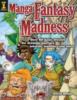 Manga Fantasy Madness
