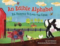 An Edible Alphabet