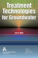 Treatment technologies for groundwater [electronic resource]