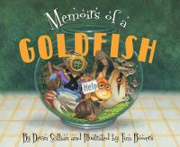 Book cover for Memoirs of a Goldfish by Devin Scillian