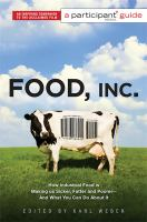 Book cover for Food, Inc.