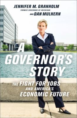 image of book cover of A Governor's Story