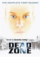 DEAD ZONE: COMPLETE 1ST SEASON (DVD)