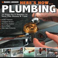 Here's How-- Plumbing